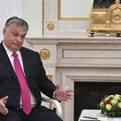 Hungarian Prime Minister Viktor Orban has cracked down on immigration (AP)