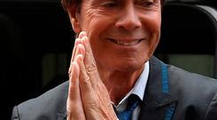 Singer Cliff Richard arrives at the High Court to hear the verdict of the privacy case he brought against the BBC, in central London, Britain, July 18, 2018. REUTERS/Toby Melville