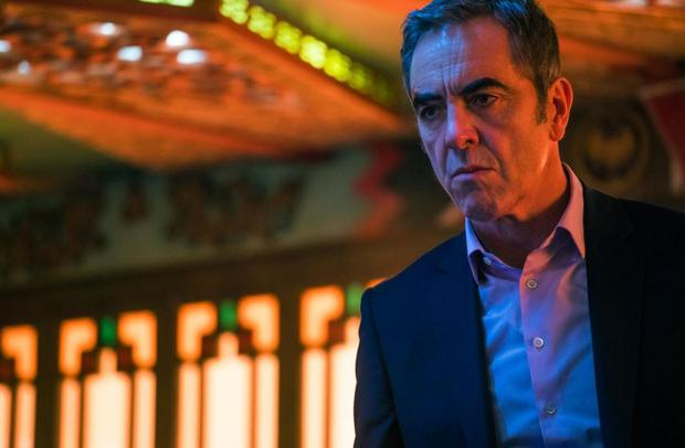 James Nesbitt returns in Stan Lee's Lucky Man on Sky One on July 20th