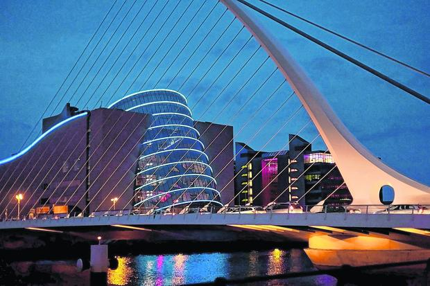 The awards takes place on November 8 at the Convention Centre Dublin in the Docklands