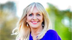 Miriam O'Callaghan. Picture By David Conachy.