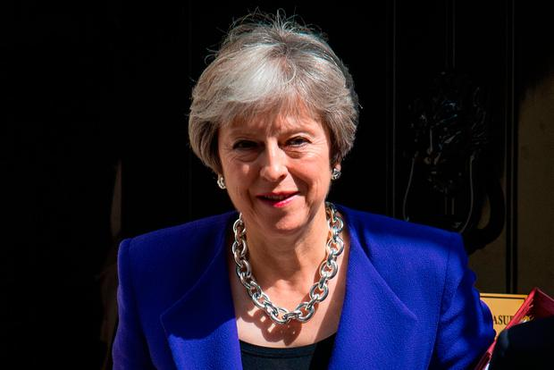 Theresa May is 'confident'. Photo: PA