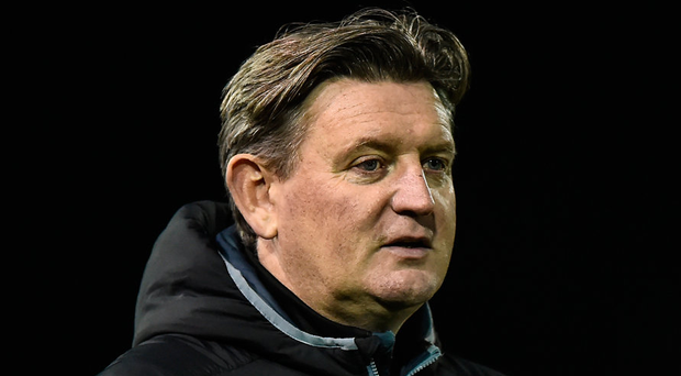 Martin Russell has pop at FAI as he steps down as Bray manager