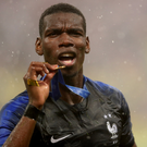 Pogba: World Cup winner. Photo: Reuters
