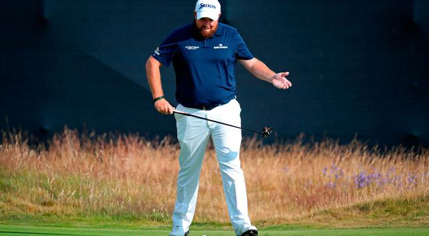 'It's a real kick in the you know what' - Shane Lowry rues mistakes at British Open