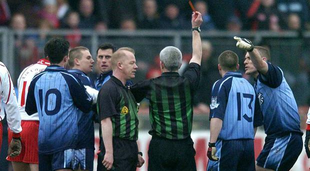 Alan Brogan: We knew on the bus home after the 'Battle of Omagh' that we had been involved in something serious