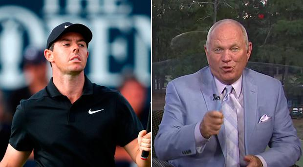 Rory McIlroy has responded to Butch Harmon's comments