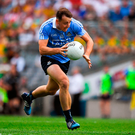 Cormac Costello 13 appearances 1 start. Photo: Sportsfile
