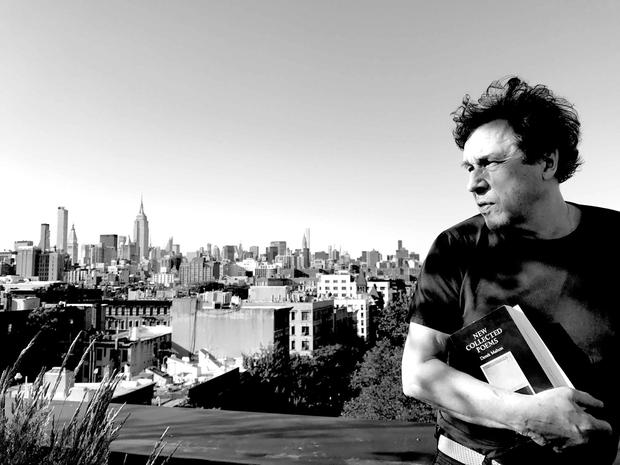 Stephen Rea in New York. Photo: Cormac Larkin