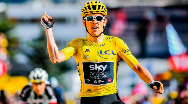 'Speechless' Thomas insists Froome is still the main man