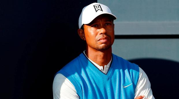 'Everyone acts like this is the first time I've been bandaged up' - Tiger Woods plays down fitness fears