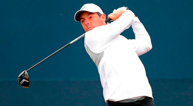 The Open Championship Day Two LIVE: McIlroy and Fleetwood move into contention in tough Carnoustie conditions
