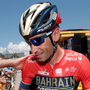 Bahrain-Merida's Vincenzo Nibali. Photo: Reuters