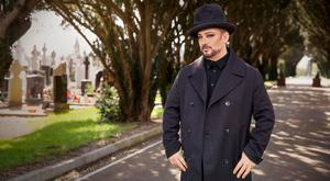 Boy George on BBC's Who Do You Think You Are