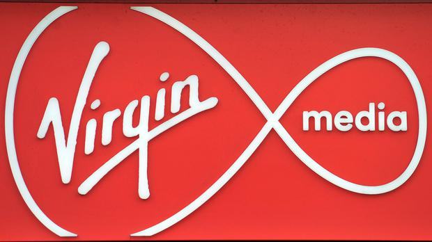 Virgin Media customers will lose UKTV channels (Nick Ansell/PA)