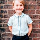 The Duke and Duchess of Cambridge have issued a photograph of Prince George to mark his fifth birthday on Sunday. The picture was taken in the garden at Clarence House by Matt Porteous.