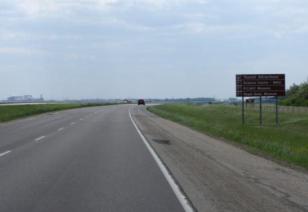 The accident happened on Highway 21 Photo: Wikimedia Commons