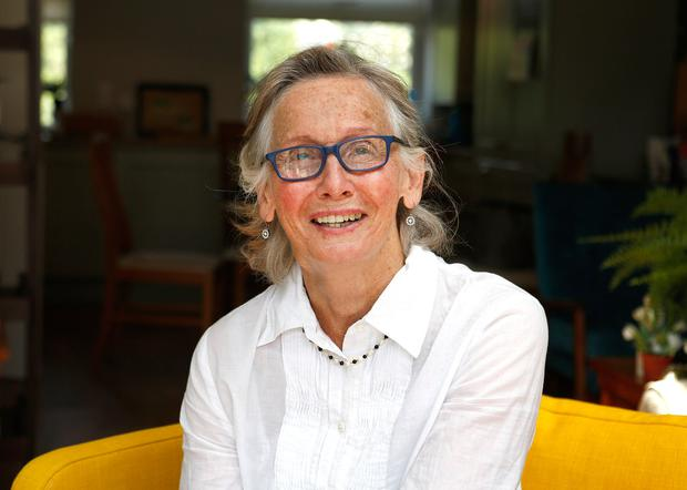 Jacinta Dixon: 'I am glad people are now talking about dementia'. Photo: Damien Eagers
