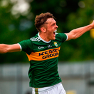 David Clifford of Kerry celebrates after scoring his late goal
