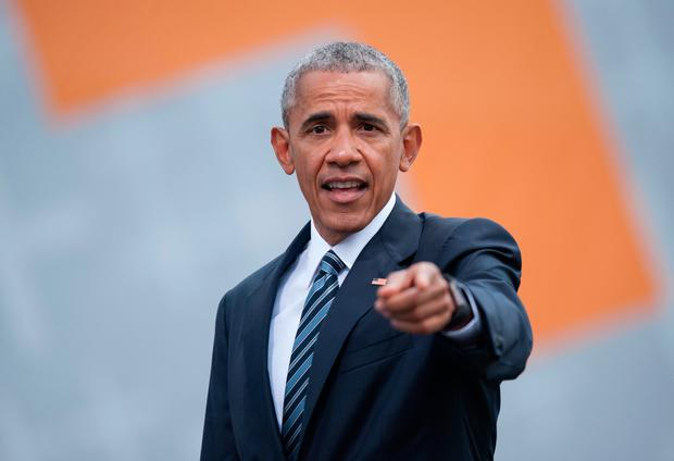 Former President Barack Obama. Photo: Getty