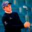 Paul Dunne tees off during day four of The Open at Carnoustie. Photo: Jane Barlow/PA