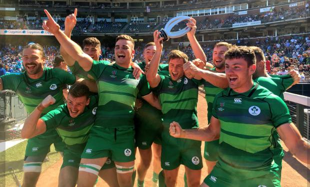 Ireland women take sixth at Rugby World Cup Sevens