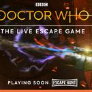 There will soon be Doctor Who escape rooms (Escape Hunt)