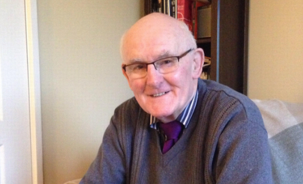 Harry Lambe (77) from Dublin was first diagnosed with testicular cancer at the age of 27, just four months before his wedding.