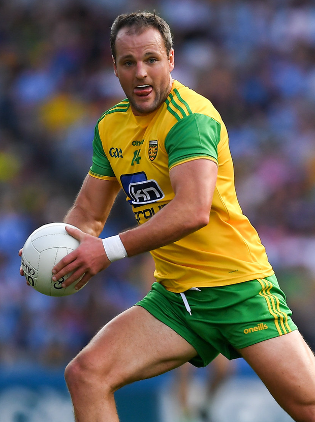 Donegal's Michael Murphy. Photo by Ray McManus/Sportsfile