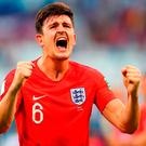 Leicester City and England defender Harry Maguire. Photo: Clive Rose/Getty Images