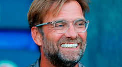 Liverpool manager Juergen Klopp. Photo: Ed Sykes/Reuters