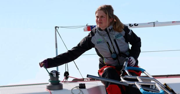 Best of boat worlds: Joan Mulloy is targeting the Vendeé Globe Race in 2020