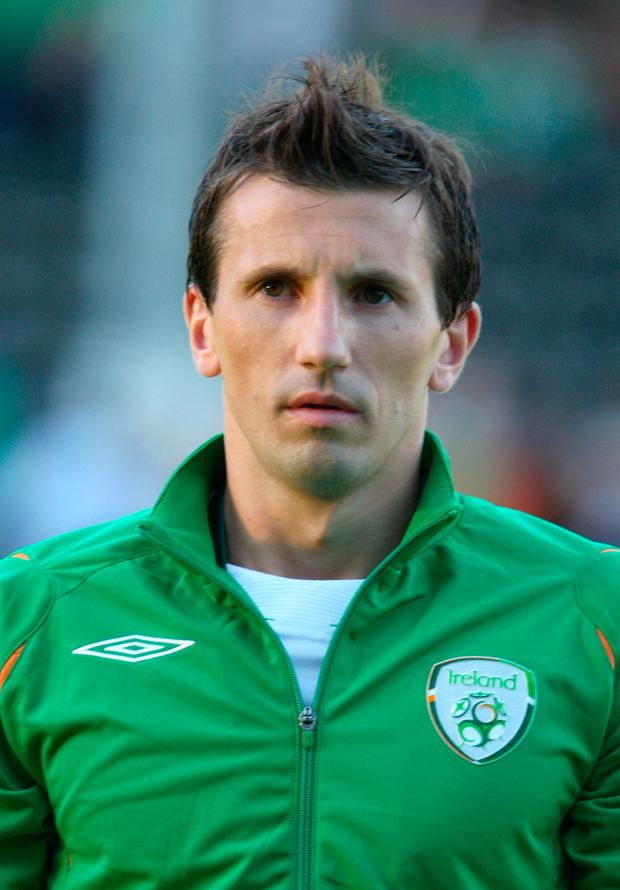 Liam Miller died in February. Photo: Getty Images