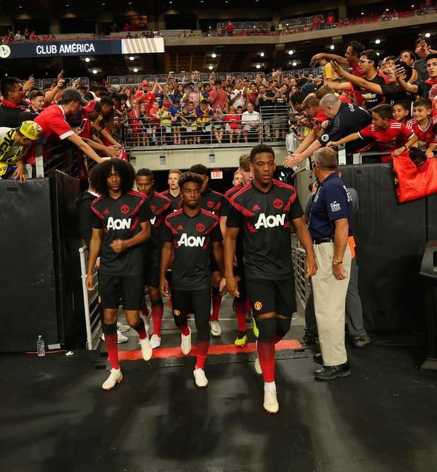 Spurs-linked Anthony Martial wants Premier League stay