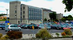 The Mental Health Commission report paints a grim picture of acute psychiatric units in hospitals like Letterkenny, Co Donegal, pictured, and Roscommon, which have among the lowest levels of compliance with rules and codes of practice