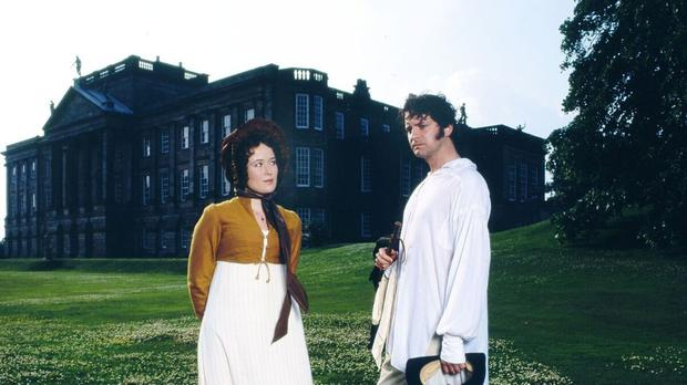 The 1995 TV adaptation of Pride and Prejudice will be on BBC iPlayer this summer. (BBC)