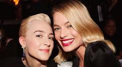 Saoirse Ronan and Margot Robbie star in 'Mary, Queen of Scots'