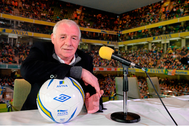 Dunphy was always showbiz, but in recent years he had morphed into showbiz without the substance – no pun intended. Photo: Sportsfile