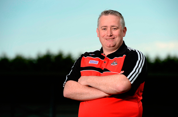 It looks like Pat Ryan, pictured, is the man to succeed Derek McGrath. Photo: Sportsfile