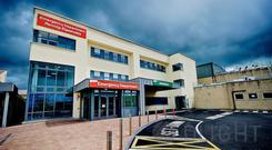 Paramedics made desperate efforts to stabilise the young man's condition so he could be transferred to University Hospital Waterford