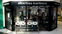 Charlie's barber shop in the Nutgrove Shopping Centre, Rathfarnham, Dublin was ordered to pay Mr McLoughlin