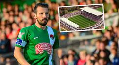 GAA look set to allow Liam Miller match to be played at Páirc Uí Chaoimh