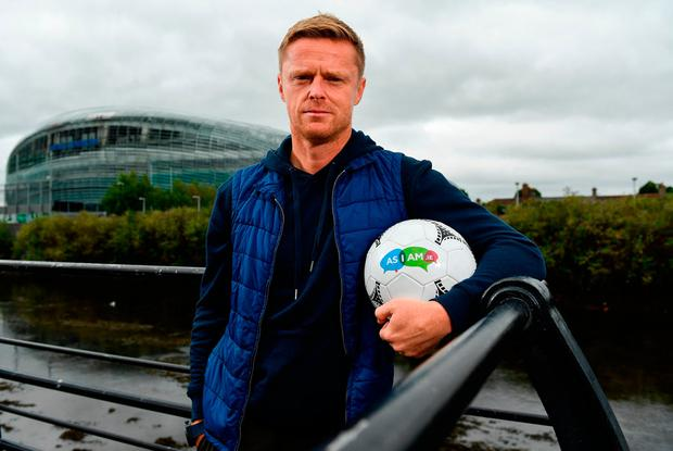 'We can disregard Damien Duff's tirade about GAA 'dinosaurs' as attention-seeking'. Photo by Sam Barnes/Sportsfile