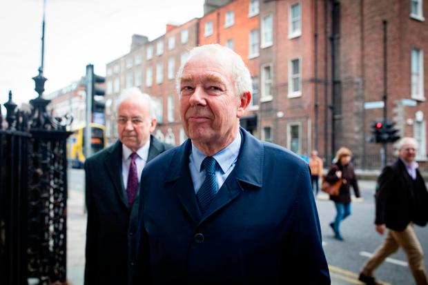 Former High Court President Nicholas Kearns has found insurance payouts are among the highest in the world – hiking the cost for Irish consumers Picture: Arthur Carron