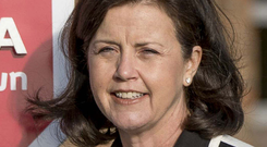 The CEO of stock market-listed insurer FBD, Fiona Muldoon.