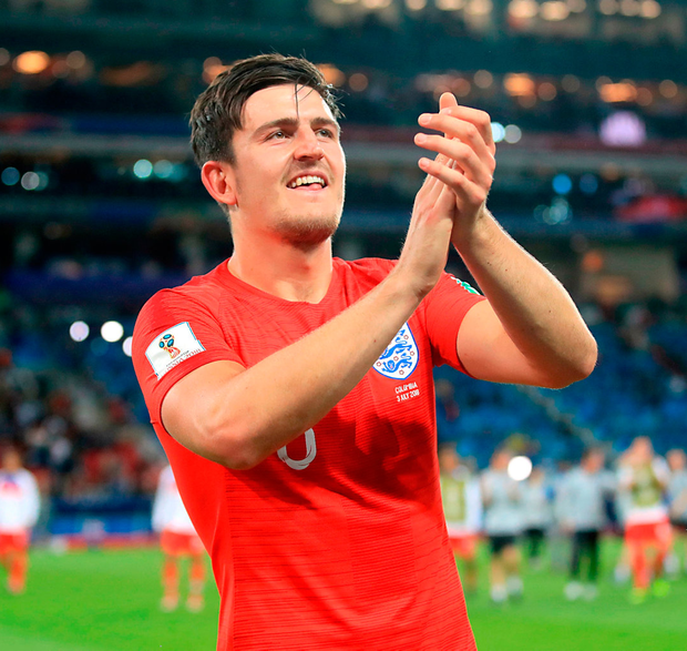 Harry Maguire Photo: Adam Davy/PA