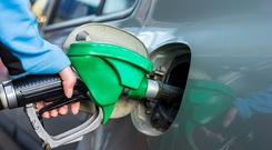 'A typical family car will cost €150 more to keep filled up compared with last year.'