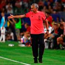 'By refusing to discuss whether United can win the Premier League, Jose Mourinho is tacitly admitting they cannot. It is a passive aggressive way of shifting the blame'. Photo: Victor Decolongon