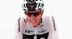 Britain's Chris Froome. Photo: AP