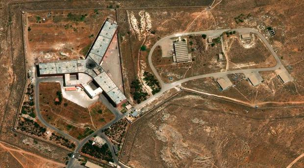 Syria opens up on prison slaughter of thousands